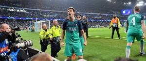 Portal 180 - Tottenham a semifinales de la Champions pese a perder 4-3 ante Manchester City