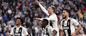 Portal 180 - La Juventus conquistó su octavo título seguido en la liga italiana