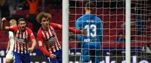 Portal 180 - Atlético le ganó 3-2 al Valencia y pospuso el título del Barça