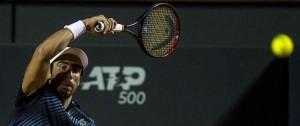 Portal 180 - Cuevas eliminó a Cilic, 11° del ránking ATP, y pasó a cuartos en Budapest