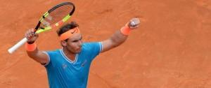 Portal 180 - Nadal pasa a la final en Roma y se cita con Djokovic