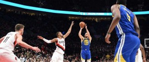 Portal 180 - Curry brilla y Warriors ponen a Blazers al borde del abismo en el Oeste
