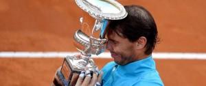 Portal 180 - Nadal derrotó a Djokovic y ganó su noveno título en Roma