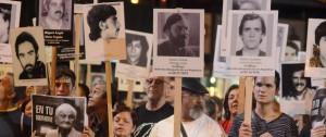 """Portal 180 - Nueva Marcha del Silencio: """"que nos digan donde están nuestros familiares"""""""