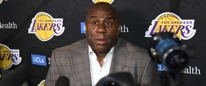 Portal 180 - Magic Johnson justifica renuncia en los Lakers por discrepancias con gerente del equipo