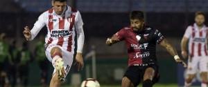 Portal 180 - River empató sin goles con Colón de Santa Fe