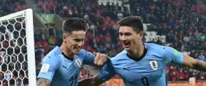 Portal 180 - Uruguay debutó con triunfo en el Mundial Sub 20