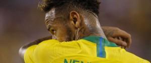 Portal 180 - Neymar llega a Brasil para preparar la Copa América