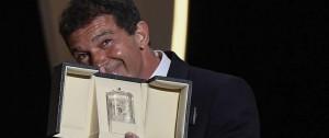 Portal 180 - Antonio Banderas, premio a la mejor interpretación masculina en Cannes