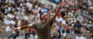 Portal 180 - Federer gana sin apuros en su regreso a Roland Garros
