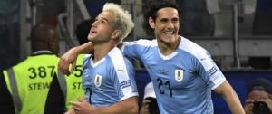 Portal 180 - Uruguay debutó con goleada en la Copa América