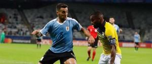 Portal 180 - Matías Vecino se perderá el resto de la Copa América