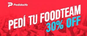 Portal 180 - PedidosYa ofrece descuento de 30% a sus usuarios durante la Copa América