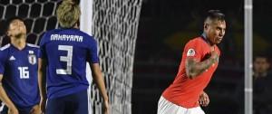 Portal 180 - Chile también goleó en su debut