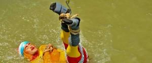 Portal 180 - Un mago indio desaparece en el Ganges en un acto de ilusionismo