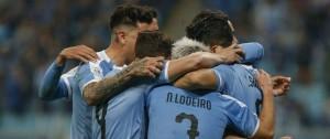 Portal 180 - Uruguay jugará ante Perú o Colombia en cuartos