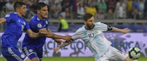 Portal 180 - Cómo serán los cruces de cuartos de final de la Copa América