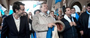 Portal 180 - ¿Donación sin registro?: los 50.000 dólares de Sartori a Lacalle en 2014