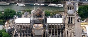 Portal 180 - Incendio en Notre Dame: cigarrillo mal apagado o un cortocircuito