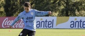 Portal 180 - Uruguay recupera a Torreira para el partido de cuartos ante Perú