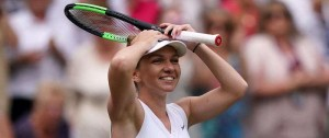 Portal 180 - Simona Halep vence a Serena Williams y gana Wimbledon por primera vez