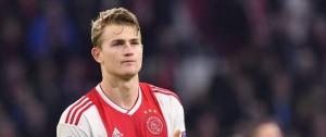 Portal 180 - El holandés Matthijs De Ligt llegó a Turín para firmar con Juventus