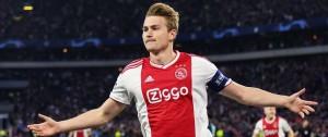 Portal 180 - La Juventus contrató a Matthijs de Ligt, la perla del Ajax