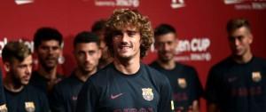 """Portal 180 - Griezmann aspira a """"ganarlo todo"""" con el Barça esta temporada"""