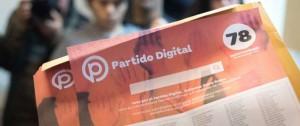 Portal 180 - Partido Digital: transparencia sin cuenta bancaria