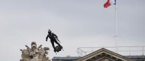Portal 180 - Inventor francés intentará cruzar el Canal de la Mancha en tabla voladora