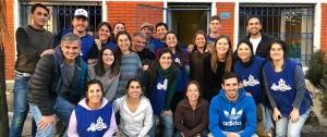 Portal 180 - Voluntarios de DIRECTV reacondicionaron el espacio físico del Proyecto Botijas ubicado en el barrio Tres Ombúes
