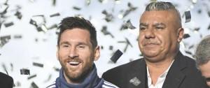 Portal 180 - Conmebol destituyó al argentino Tapia de su representación ante la FIFA