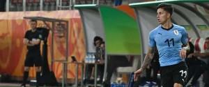 Portal 180 - Brian Rodríguez es la novedad de Tabárez