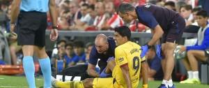 Portal 180 - Barcelona abrió la Liga con derrota y lesión de Suárez