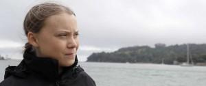 Portal 180 - Polémica en torno a las emisiones de carbono del viaje de Greta Thunberg