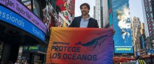 Portal 180 - Javier Bardem exigió en la ONU un tratado global de los océanos