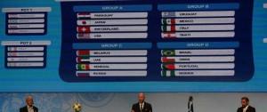 Portal 180 - Uruguay al Grupo B en Mundial de fútbol playa, con México, Italia y Tahití