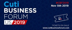 Portal 180 - El 5 de noviembre será el Cuti Business Forum 2019