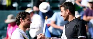 Portal 180 - Federer y Del Potro jugarán partido de exhibición en noviembre en Buenos Aires