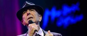 Portal 180 - Un álbum póstumo de Leonard Cohen se lanzará en noviembre