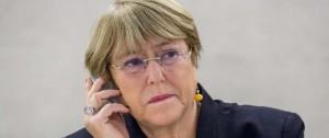 """Portal 180 - """"Me da pena por Brasil"""", dice Michelle Bachelet tras polémica con Bolsonaro"""