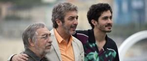 """Portal 180 - Ricardo Darín y sus amigos """"giles"""" deslumbran en San Sebastián"""