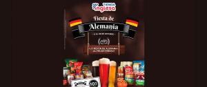 Portal 180 - La clásica Fiesta de Alemania llega a Tienda Inglesa