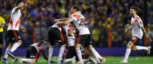 Portal 180 - River eliminó a Boca y está de nuevo en la final de la Libertadores