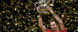 Portal 180 - Federer supera a Cristiano y Messi como deportista mejor pagado del mundo
