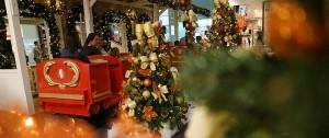 Portal 180 - Punta Carretas Shopping celebró la llegada de una nueva Navidad