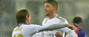 Portal 180 - Primer gol de Valverde en Real Madrid