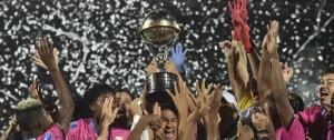 Portal 180 - Independiente del Valle alcanzó la gloria en la Copa Sudamericana-2019