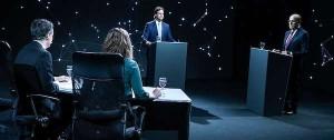 Portal 180 - Las imágenes del debate presidencial