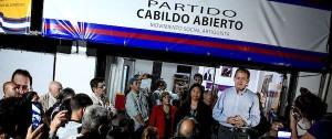"""Portal 180 - Cabildo Abierto expulsó al convencional Cardoso, que propuso crear un """"escuadrón de la muerte"""""""